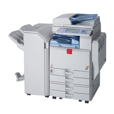 bureau multifonction ricoh aficio mp c2051 photocopieurs couleur de bureau a4 a3