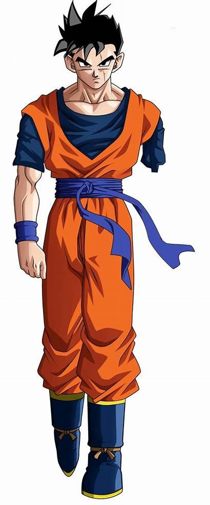 Gohan Future Power Tournament Son Dragon Ball