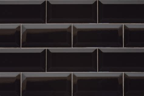 Black Rectangle Tiles  Tile Design Ideas
