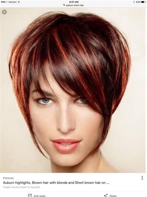 Chestnut Colour Hairstyles by The Highlights Hair Hair Hair Color Auburn