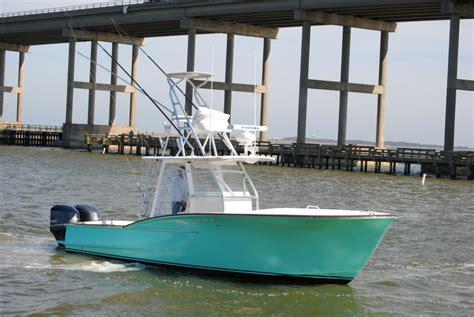 Parker Boats Manteo by Pirates Cove Outer Banks Charter Fishing Marina Manteo Nc