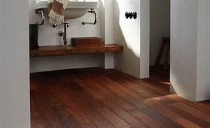 parquet contrecolle ou parquet massif que choisir With parquet bambou salle de bain