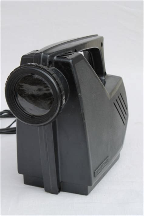 vintage brumberger projector  original box project