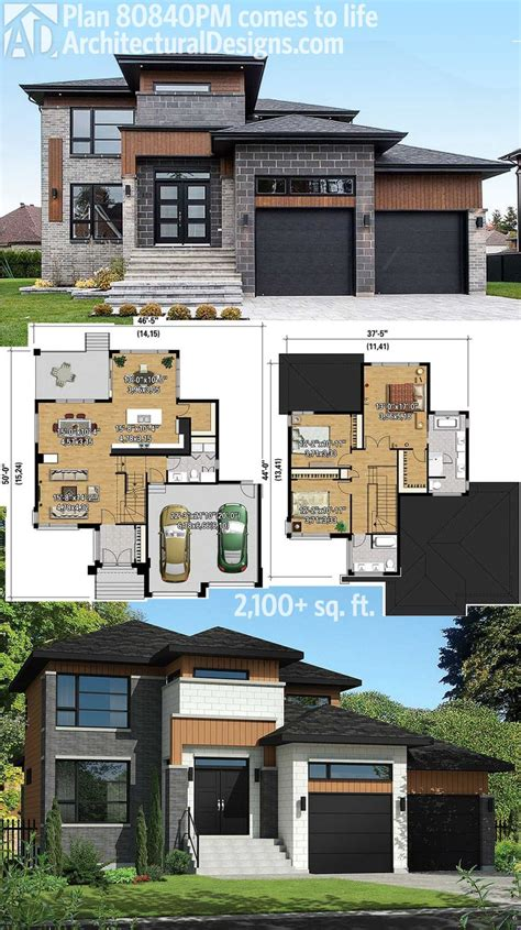 contemporary home plans best 25 modern house plans ideas on modern floor plans modern house floor plans