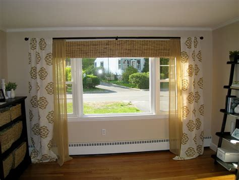 living room big window curtains home design ideas day