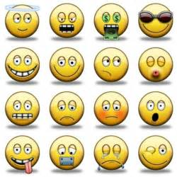 Mood Smiley Face Clip Art