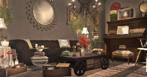 Second Home Decorating Ideas: Second Life Home & Garden