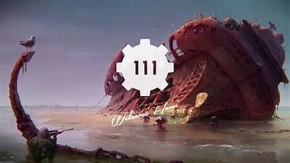 Vault Background 111 Wallpapers