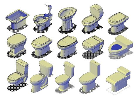 Healthcare Furniture Manufacturers by 3d Toilet Cad Collection Cadblocksfree Cad Blocks Free