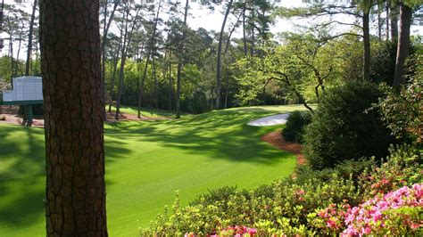 Golf Hd Picture by The Augusta National Golf Course Wallpapers Hd Masters