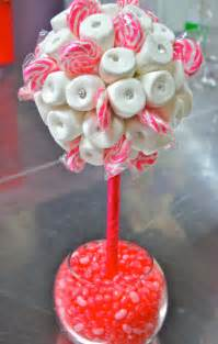 Pink White Marshmallow Lollipop Candy By Hollywoodcandygirls