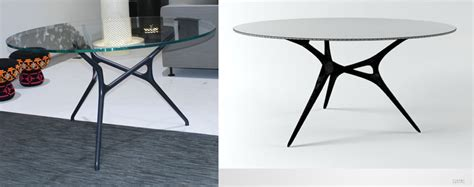 jakob wagner design cappellini branch table by jakob wagner copy of e volved table fueradentro design gartenm 246 bel