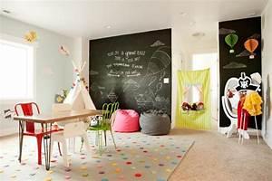 Idée Rangement Salle De Jeux : inspiration d co des salles de jeux cool tpl moms ~ Zukunftsfamilie.com Idées de Décoration