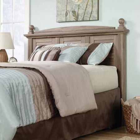 sauder harbor view  piece bedroom set salt oak walmartcom