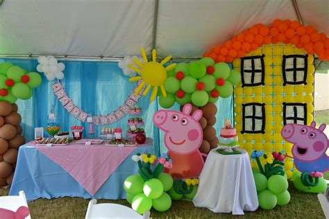 partylicious peppa pig