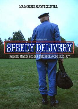 speedy delivery wikipedia