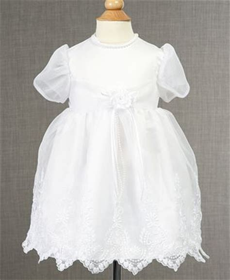 lauren madison baby dress baby girls embroidered