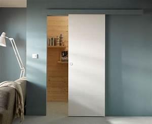 Comment Monter Une Porte Coulissante : comment poser une porte int rieure coulissante castorama ~ Melissatoandfro.com Idées de Décoration