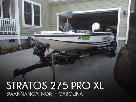 Used Stratos Boats For Sale In Nc by Stratos 275 Pro Xl Boats For Sale In United States Boats