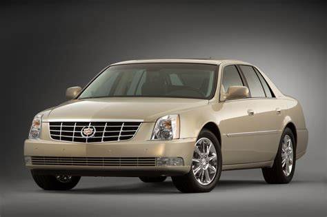 Cadillac Dts Luxury Car