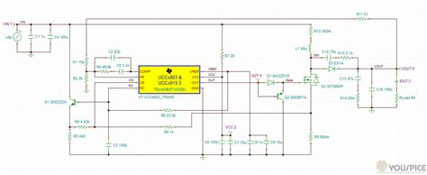 Ucc Boost Converter Youspice