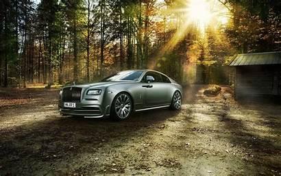 Royce Rolls Wraith Sunlight Desktop Definition Cars