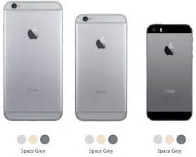 iPhone 6 Space Gray vs Grey