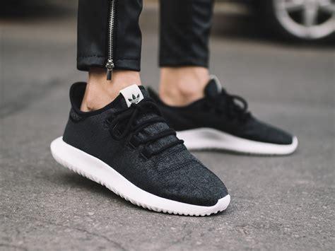 White grey womens adidas tubular shadow shoes
