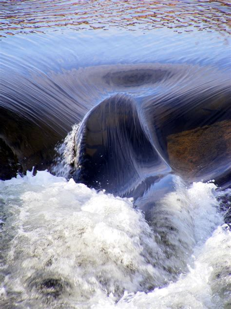 Free Images : water, drop, stream, gushing, black and ...
