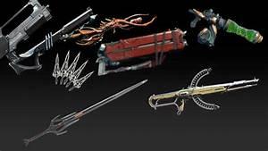Warframe Weapons Guide Metadragonde