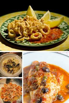 This link is to an external site that may or may not meet accessibility guidelines. A Feast of Seven Fishes | Traditional christmas eve dinner, Food, Seven fishes