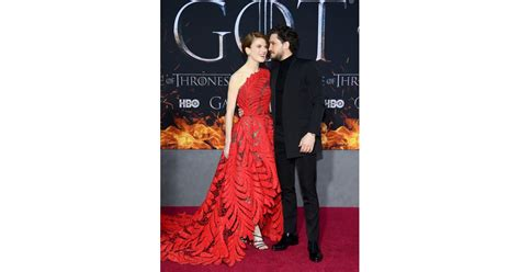 Rose Leslie and Kit Harington   Game of Thrones Cast ...