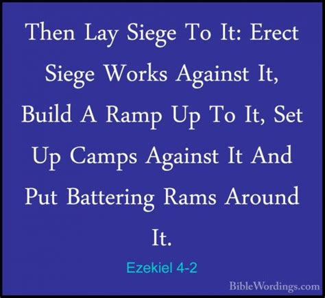 Is It Against The To Lie On A Resume by Ezekiel 4 Holy Bible Biblewordings