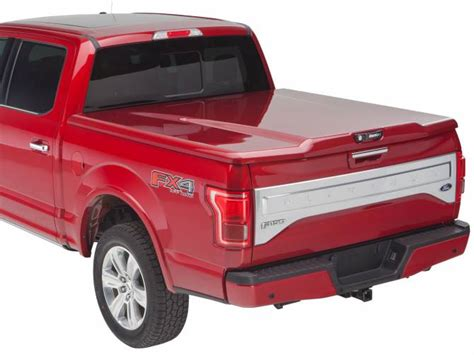 2011 Ford F150 UnderCover Elite LX Tonneau Cover   Painted