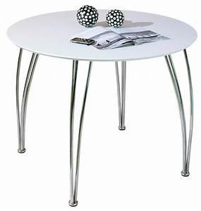 Table De Cuisine Blanche : pied de table guide d 39 achat ~ Teatrodelosmanantiales.com Idées de Décoration