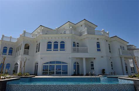 13,000 Square Foot Beachfront Mansion In Dubai, UAE