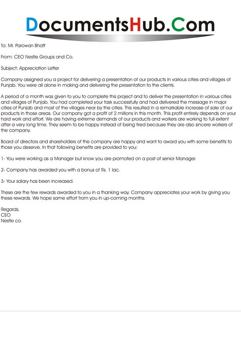 8 employee appreciation letter nypd resume ceo thank you sle employee recognition letter for work 78080