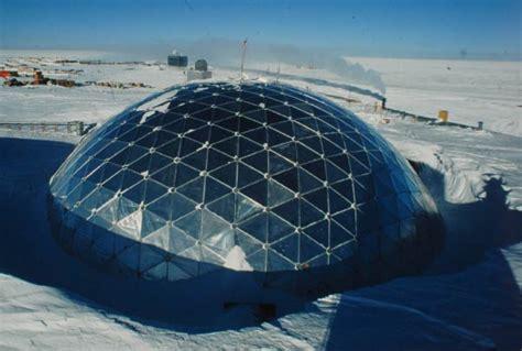 pole south dome amundsen station scott living allegheny college historic discuss astronomer talk center