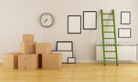 checkliste umzug stressfrei umziehen und renovieren