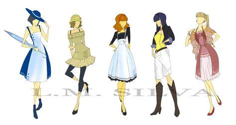 design fashion fashion designs 01 by elleoser on deviantart