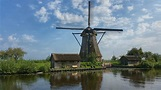 Kinderdijk - 19 windmills - Holland - YouTube