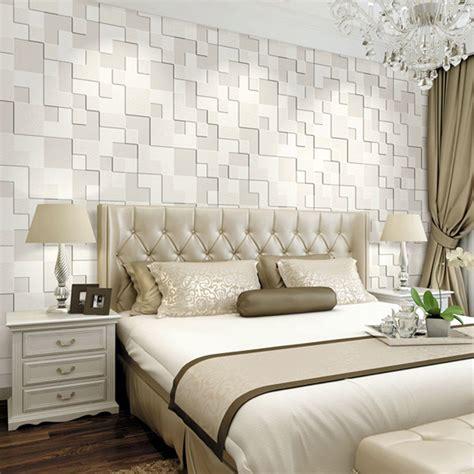 10m 3d Wallpaper Mosaic Lattice Nonwoven Fabrics