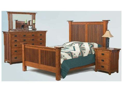 Mission Bedroom Furniture by Bedroom Sets Amish Bedroom Collection Brandenberry