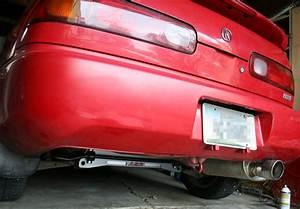 How To Install ASR Subframe Brace And ITR Sway Bar On DC2 Integra Honda Tech Honda Forum