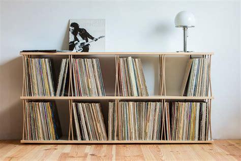 Meuble Commode Pour Disques Vinyles