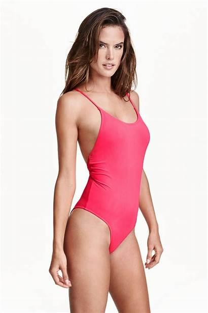 Alessandra Ambrosio Bikini Swimwear Campaign Celebmafia Thefappening