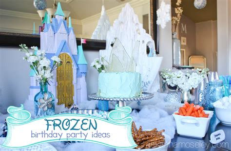 frozen birthday party  anna
