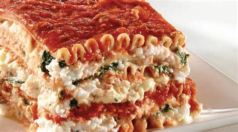 large jars tre stelle recipe tre stelle mozzarella lasagna with