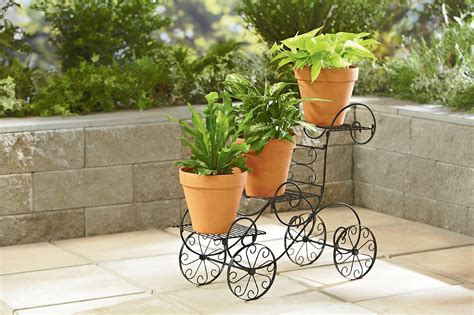 Essential Garden 3 Tier Plant Stand* Limited Availability