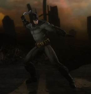 Injustice: Gods Among Us: Batman Arkham City Alternate ...